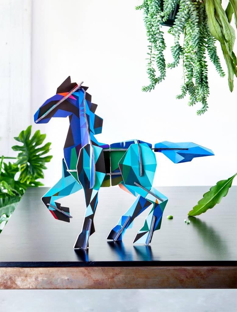 Studio Roof Baukasten Totem Frysk Horse