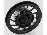 Startpouly Honda voor de GX240 en GX270 Motor op Veegmachine – Trilplaat – Tuinfrees – Cart – Hakfrees – Kantensnijder – Kooimaaier - Zodensnijder
