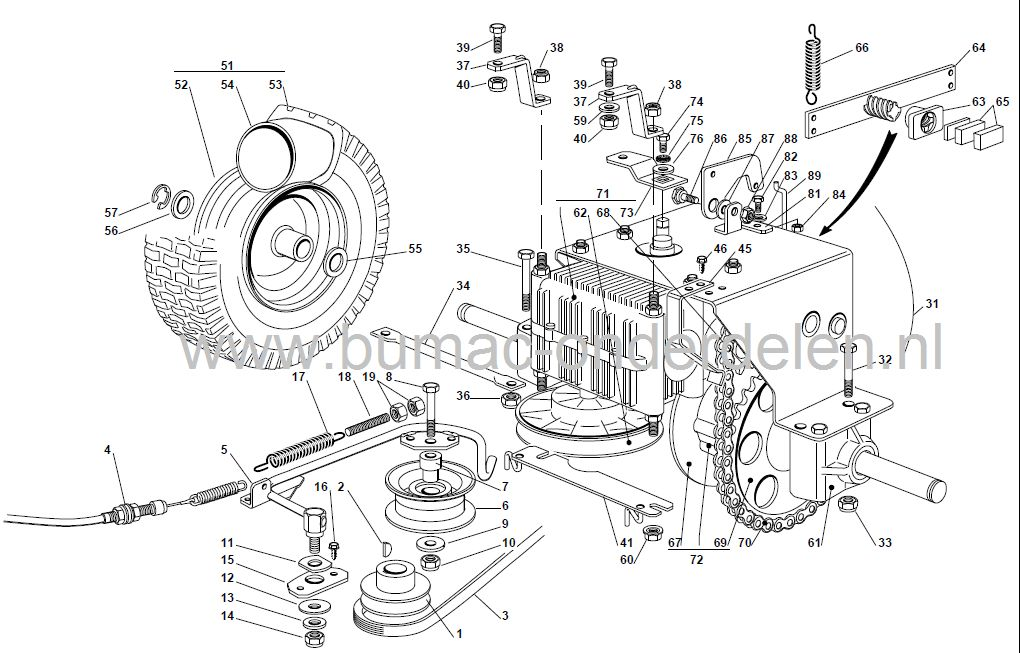 John Deere L120 Belt Diagram 508093 as well 182620287043 additionally John Deere Z425 Wiring Harness Routing Diagram also John Deere 100 Series 42 Deck as well John Deere Lawn Mower Parts Diagram. on john deere l130 drive belt diagram