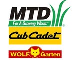 MTD - Cub Cadet - Wolf - Yardman - Bolens - White