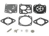 Membraan Reparatie Set RK23HS voor Tillotson Carburateur op 2-takt Motor van Stihl - Partner - Jonsered - Husqvarna - Homelite - Alpina - Echo - Dolmar, Heggenschaar Stihl HS80