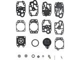 Membraan Reparatieset voor Walbro Carburateur op Motorzaag - Bosmaaier - Bladblazer - Heggenschaar - Kettingzaag - Strimmer - Trimmer