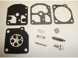 Membraan Reparatie set voor Zama Carburateur op Stihl Kettingzaag, Bosmaaier, Bladblazer, Strimmer en Heggenschaar.