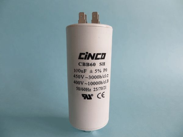 Condensator Voor Electro Motor Hogedrukreiniger