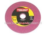 Slijpschijf 4,7 mm voor Kettingslijper met 145 mm Slijpsteen Diameter, Zaagketting Slijpmachine, Kettingzaag Slijpmachine, Slijpschijven