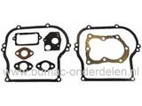 Pakkingset Briggs and Stratton 4 - 5 Pk Motoren met Horizontale Krukas op Kooimaaier, Trilplaat, Houtversnipperaar, Aggregaat, Pakkingen Set B&S, Dichtingen B en S Motoren