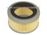 Luchtfilter voor Stihl BR320 - BR320L - BR400 - SR320 - SR400, Bladblazer