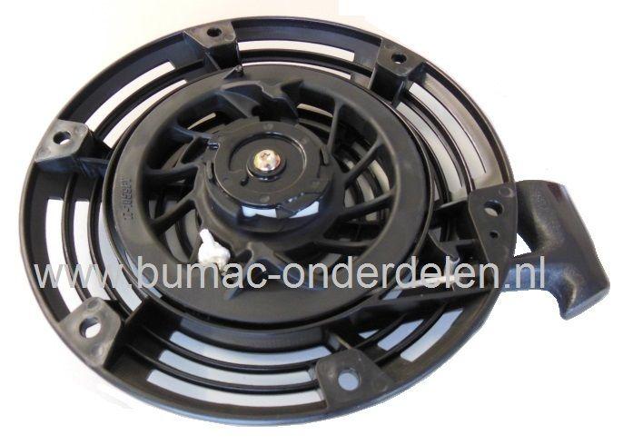 handstarter voor briggs stratton motoren met verticale. Black Bedroom Furniture Sets. Home Design Ideas