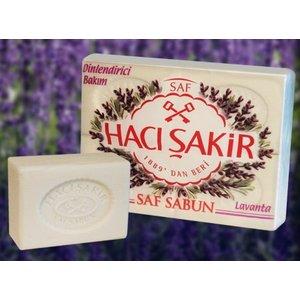 Haci Sakir Lavendelzeep 4x175gr