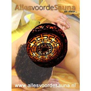 Huile de Vie massage olie mix Oriëntal 1 liter