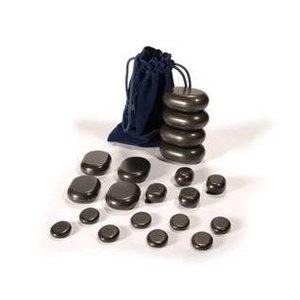 Allesvoordesauna Hotstones voor lichaam en voetmassage 20x