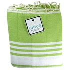 "Lanca Hamamdoek ""Bodrum"" Flash Green"