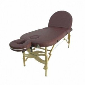 "Massagetafel Body ""Oval deluxe"""