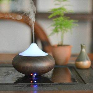 Allesvoordesauna GX-aroma diffuser, donker hout AANBIEDING