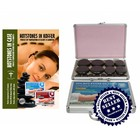 hotstone in koffer heater 16pcs
