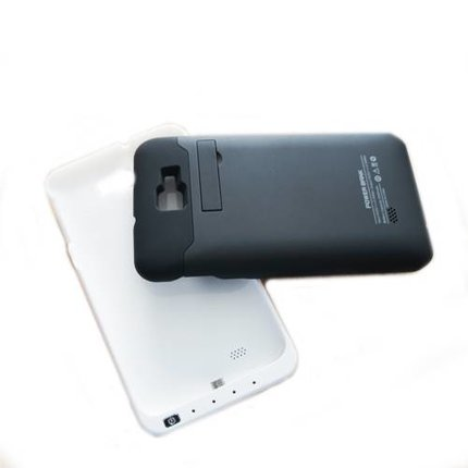 Batts Samsung Galaxy Note 2 Cover Charger 3200 mAh