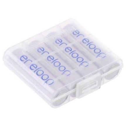 Batts Eneloop AA rechargeable batteries