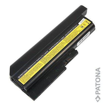 Patona Battery for IBM ThinkPad R60 R61 T60 T61 T500 R500 Z60 6.6 Ah - 2045
