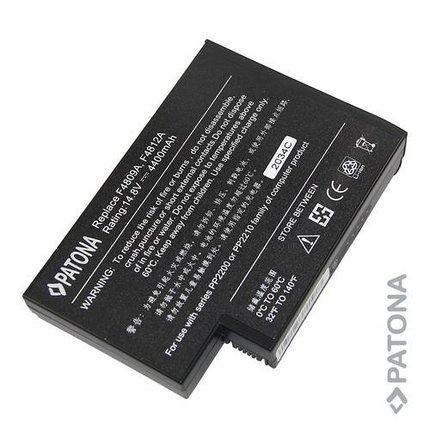 Patona Battery for HP 4100/4400/4500 ze5000 nx9040 F4809A F4812