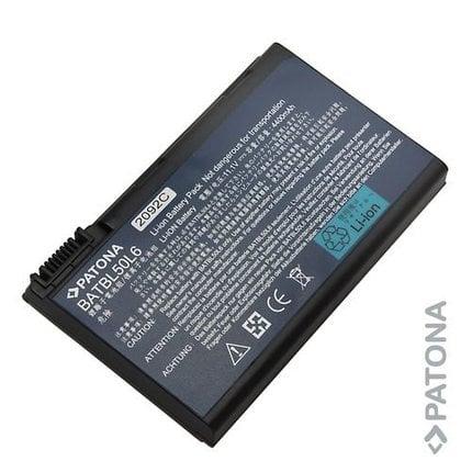 Patona Accu voor Acer Aspire 3100 3103 3104 3692 3693 3694 4,4Ah