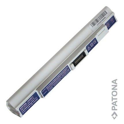 Patona Accu voor Acer Aspire One SP1 UM09A31 UM09A41 UM09A71 ZG8 2,2Ah - Wit