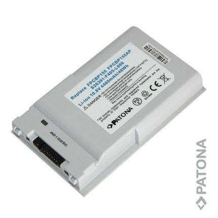Patona Accu voor Fujitsu FPCBP155AP Lifebook T4210 T4215 T4220 Tablet