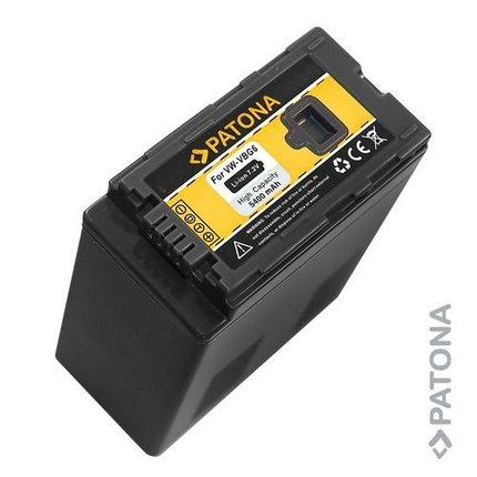 Patona Accu voor Panasonic VW-VBG6 AG-HCM41 AG-HCM41EU AG-HMC70 AG-HMC71