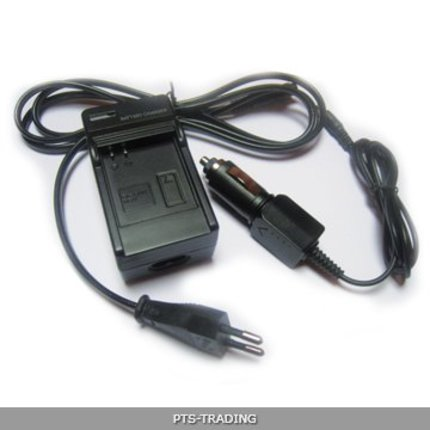 Patona Oplader voor Nikon EN-EL1 Coolpix 4300 4500 4800 5000