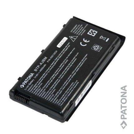 Patona Accu voor Medion MD96500 MD97500 MD97600 WIM2040 BTP-AJBM
