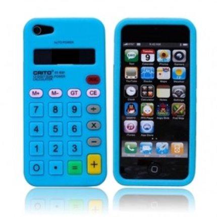 Batts iPhone 5 5G Calculator (Calculator) Design Silicone Case