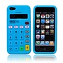 Batts iPhone 5 5G Calculator (Calculator) Design Silicone Case