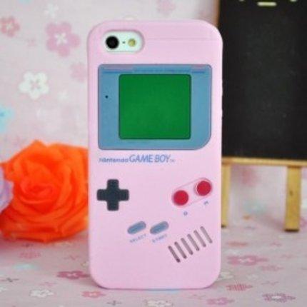 Batts Silicone Gameboy hoesje voor iPhone 5