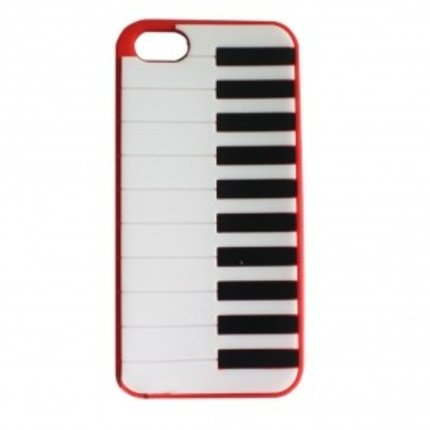 Batts Silicone iPhone5 piano hoes