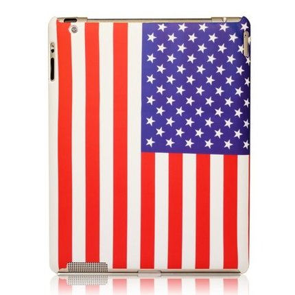 Batts iPad hoes Amerikaanse vlag - US Flag