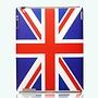 Batts iPad case Union Jack - UK English flag