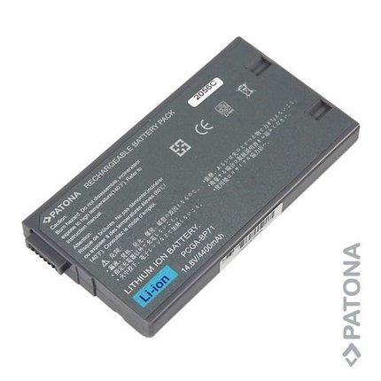 Patona Replacement Battery for Sony Vaio PCG-XR/QR/FX/F, PCGA-BP71, PCGA-BP7, PCGA