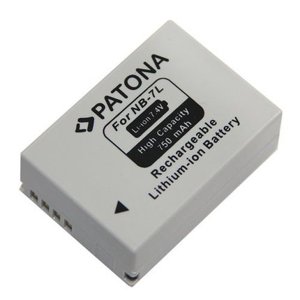 Patona Accu batterij Canon NB-7L / NB7L - 1072
