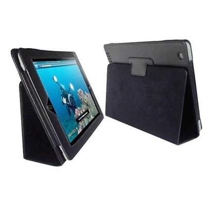 Batts Leather Case with stand function for iPad 4/iPad 3/iPad 2