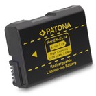 Patona Accu voor Nikon EN-EL14 ENEL14 gedecodeerd