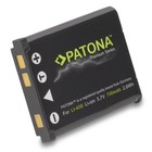 Batts Premium battery for Olympus Li40b