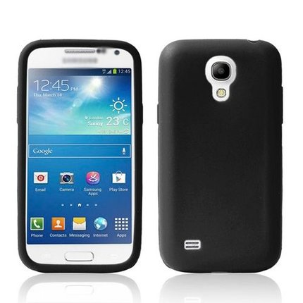 Batts Zachte siliconen case voor Samsung I9190 Galaxy S4 MINI