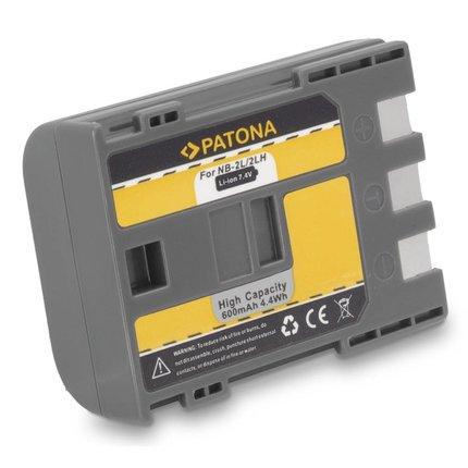 Patona Batterij CANON S30 S40 S45 S50 S60 S70 NB2LH NB-2LH