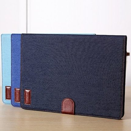 Batts Air Jeans iPad Cover