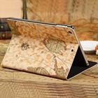 Batts World Map Air iPad Case