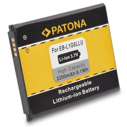 Patona Patona Battery for Samsung I939 I9308 i9300 Galaxy S3 Smartphone EB-L1G6LLU