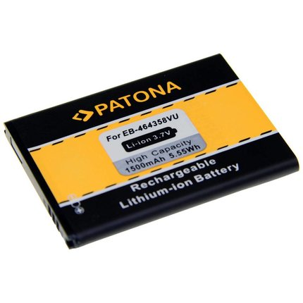 Patona Battery Galaxy Ace Plus EB494358VU