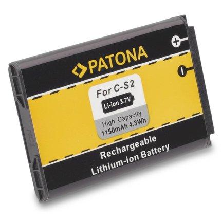 Patona BlackBerry Battery C-S2 - 3016