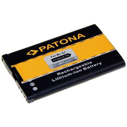 Patona Nokia Battery BL-5J, Nokia BL5J - 3044