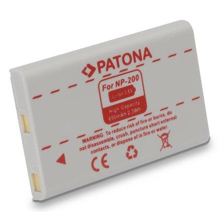 Patona Battery Minolta NP200 NP-200 - 1019