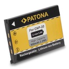 Patona Replacement battery - CASIO EX-Z7 EX-Z6 EX-Z5 EX-Z4 EX-Z3 NP20 NP-20 - 1023